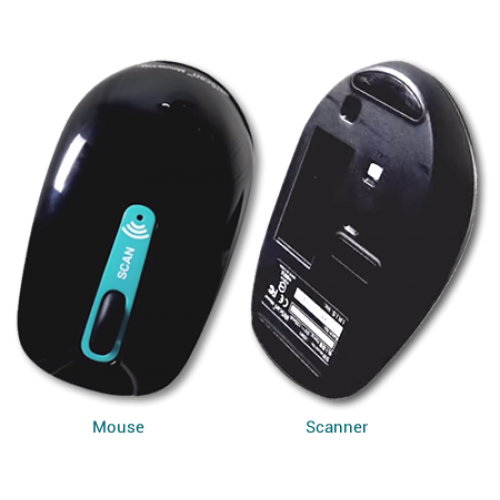 Скенер IRIScan Mouse Wifi