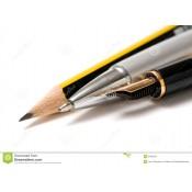 Прибор и помагала за пишување
